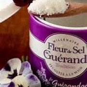 FLEUR DE SEL DE CAMARGUE & LE GUERANDAIS