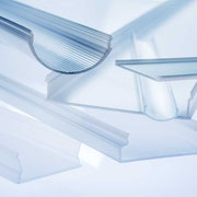 ATHEX Cover profile for linear industrial lighting