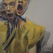 L'éloge de la folie (détail) F.MARTIN©