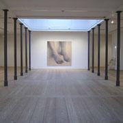 """Ausstellungsansicht """"Selbstbildnisse"""" in der Ausstellung """"CloseUp"""" im Kunstcentret Silkeborg Bad, Dänemark"""