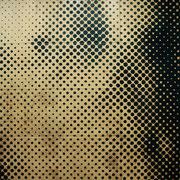 """Selbstbildnis/Bauch"", 2006, Linolschnitt auf Leinwand, 240 x 240 cm (12-teilig)"