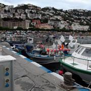 Boote der Kleinfischer