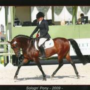 Avec Julie au Sologn'Pony