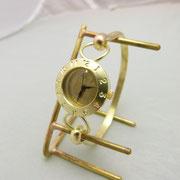 "289M ""Brass Armlet3"" バングルタイプ ¥17,000(消費税別)"
