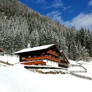 Zöschgenhof Haus Ganzer Pension Urlaub Osttirol Winter Ferienwohnung Apartment Zimmer