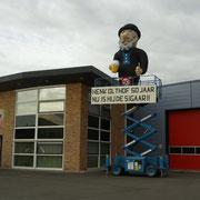 20-09-2012 De Abraham op het industrieterrein in Nijverdal