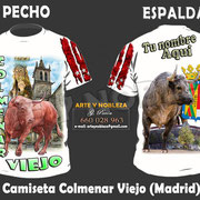 ". - Colmenar Viejo (Madrid) ""arteynobleza@gmail.com"""