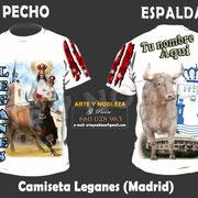 ". - Leganés (Madrid) ""arteynobleza@gmail.com"""