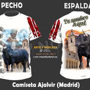 ". - Ajalvir (Madrid) ""arteynobleza@gmail.com"""