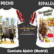 ". - Tielmes (Madrid) ""arteynobleza@gmail.com"""