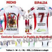 """Diseños para concurso - La Puebla de Montalban - """"arteynobleza.jimdo.com"""""""
