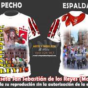 ".- San Sebastián de los Reyes (Madrid)  ""arteynobleza@gmail.com"""