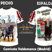 ". - Valdemanco (Madrid) ""arteynobleza@gmail.com"""