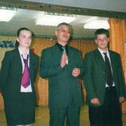 Напутствие Гагина С. И. - Начальника Зеленоградского управления образования