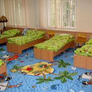 Спальня дошкольного отделения