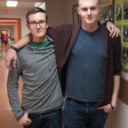 Бубновы Никита и Егор