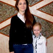 Гранкина Ольга и Митина Света