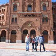 Площадь боя быков в Мадриде
