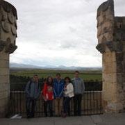 Вид на Сеговию с башни Алькасара