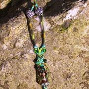 Shantiwoman Seelenkraft Kette / Dschungel