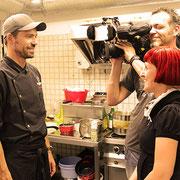 Unterwegs mit den Kochprofis auf RTLII