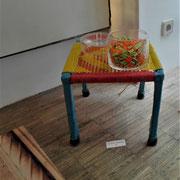 BANKENLOSE von Marianne Enzensberger in der Galerie Slavik