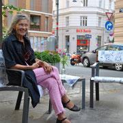 DAMENBANK von Brigitte Kowarschik - mit F. Helmreich