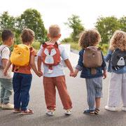 Kindergarten Rucksack LÄSSIG