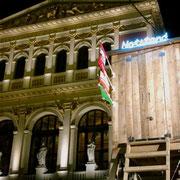 NOTSTAND, Wien brut, Barbara Ungepflegt
