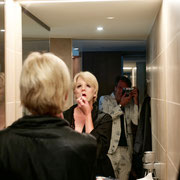 Zimmer 215, Performance: Barbara Ungepflegt, Foto: Claus Pias