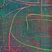 Gießkannen dunkelgrün  18,1 x 13 cm