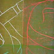 Gießkannen ocker  23,2, x15,9 cm