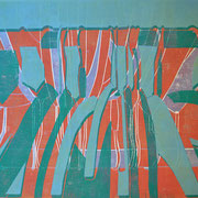 Kleiderbügel upside down  60,3 x 45,2 cm