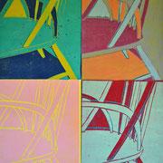 Stühle, 2 von 4  60,7 x 45,2 cm