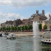 La Meuse en plein coeur de Verdun