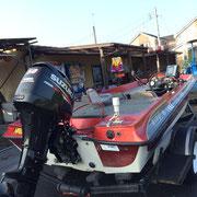 レンタルボートストラトス256V