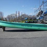 マリーナフレンズレンタルボート 手漕ぎ船