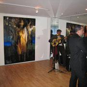 Inauguración Estudio Bogota Rafael Espitia