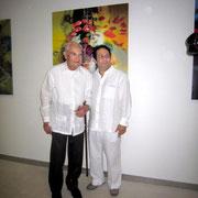 Don Alberto Araujo Presidente y fundador del Hotel Las Americas, Rafael Espitia