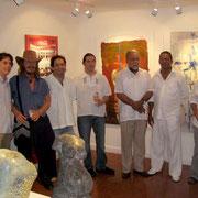 """Galeria Espitia Exposicion """"La Colectiva"""" 2008"""
