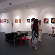 20 x 20 Area 23 Art Gallery  Wynwood Miami, FL