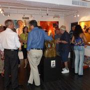 ILUMINATA Cristina Chacon Studio Gallery  Coconut Grove Miami, FL