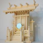 神明一社+特上ご神鏡(中)