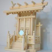 神明一社+特上ご神鏡(小)
