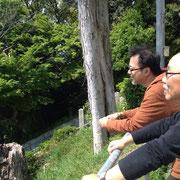 池田の天神さんへおまいり。