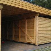 Holzbau / Carport