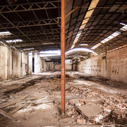 La Stilton - Fabbrica abbandonata in Toscana