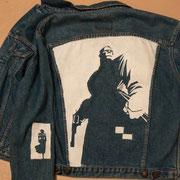 Sin City sur du jean