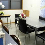 宝田学習塾自習室