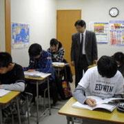 宝田学習塾 授業のようす